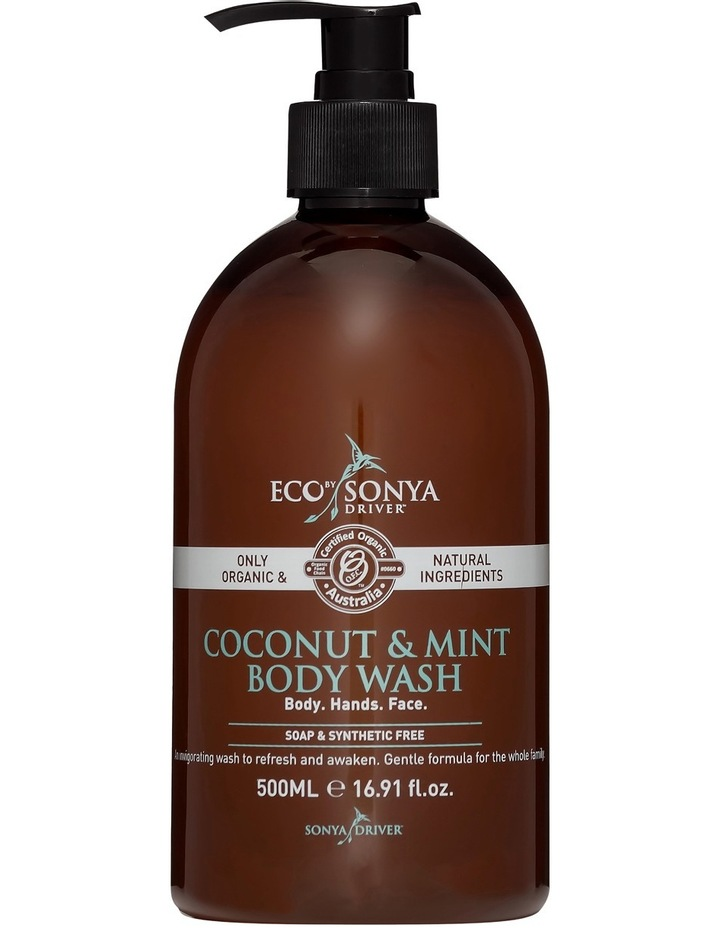 Coconut Mint Body Wash image 1