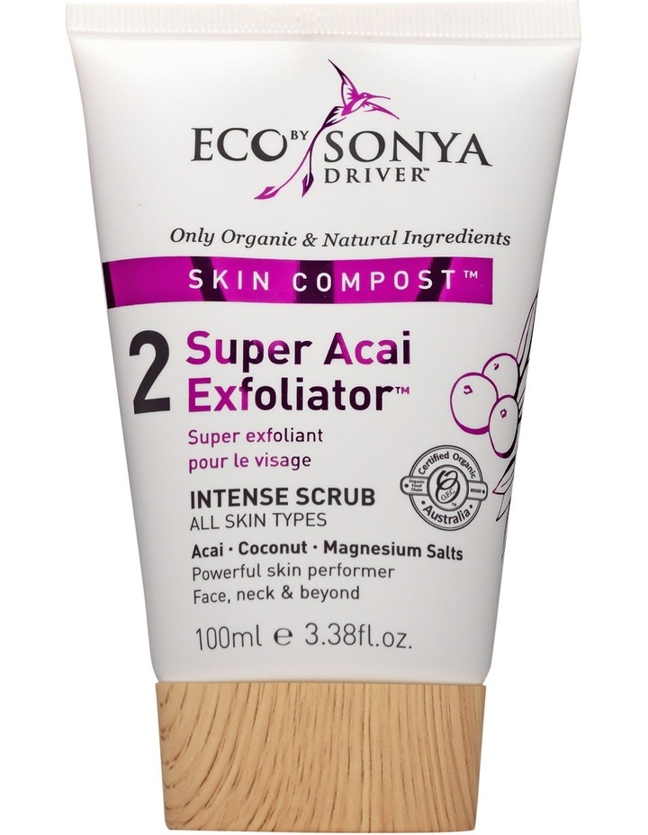Super Acai Exfoliator image 1