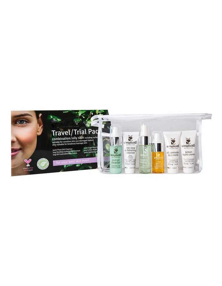 Trial Pack for Combination Oily Skin image 1