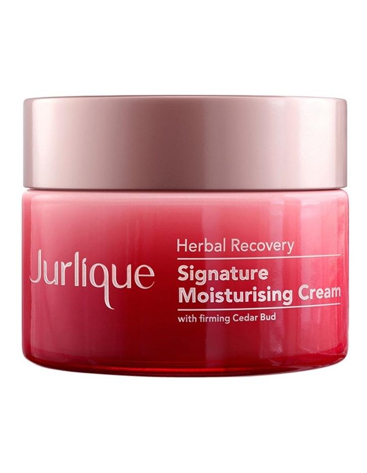 Herbal Recovery Signature Moisturising Cream image 1