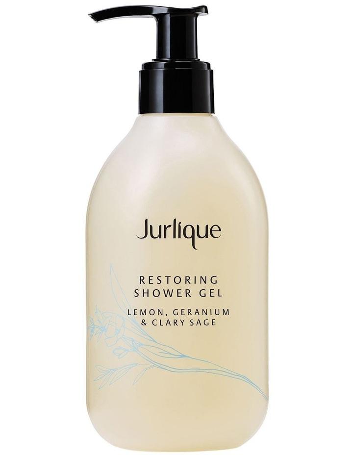 Jurlique Restoring Lemon Geranium & Clary Sage Shower Gel 300ml image 1