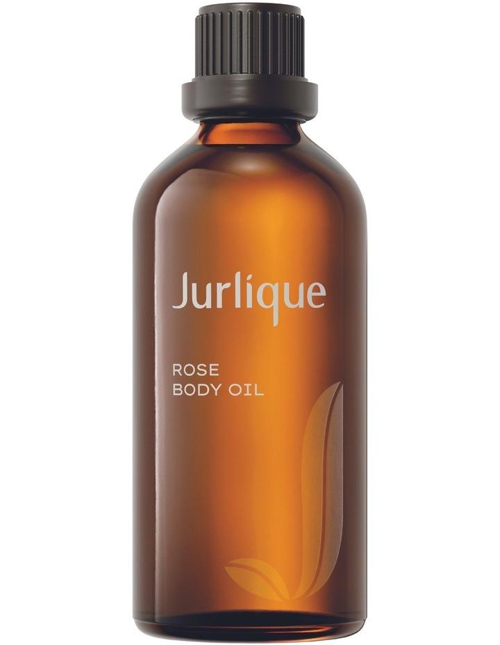 Rose Body Oil image 1