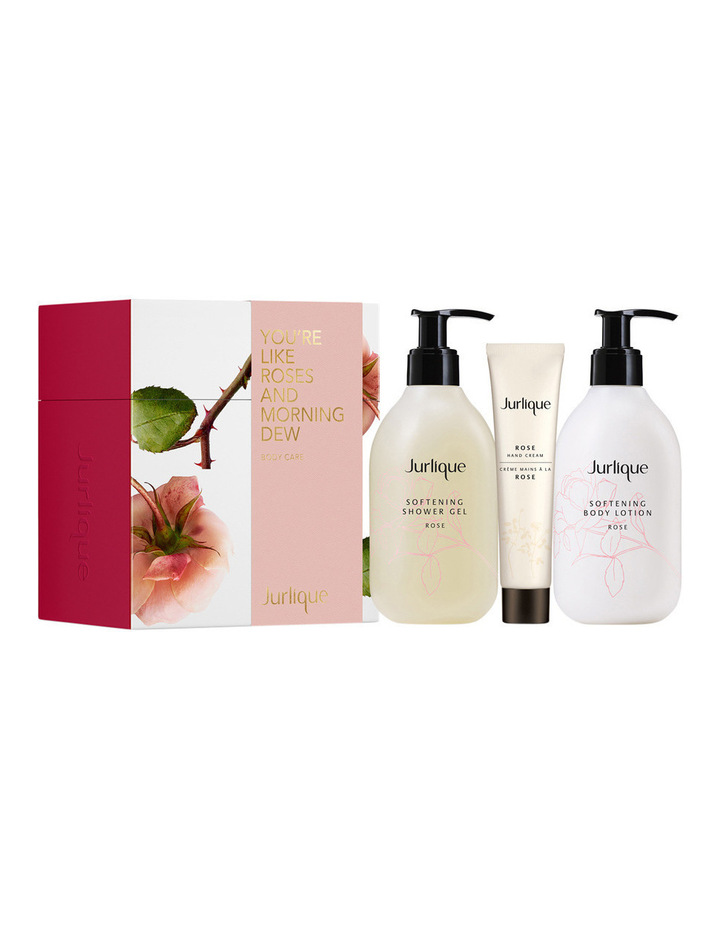 Rose Hydrating Hand and Body Trio image 1