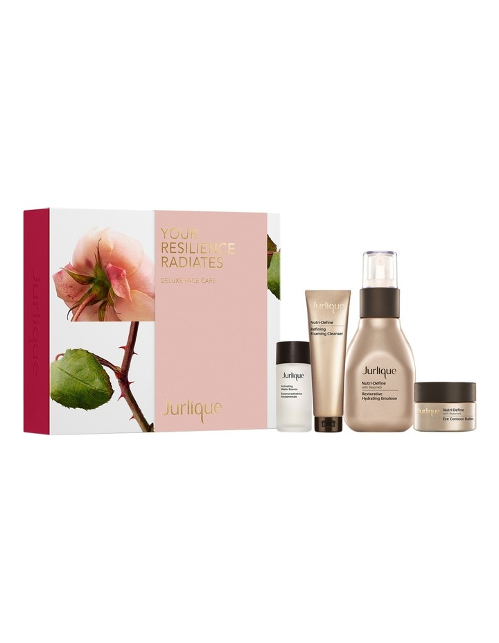 Force of Nature Nutri-Define Face Ritual Set image 1