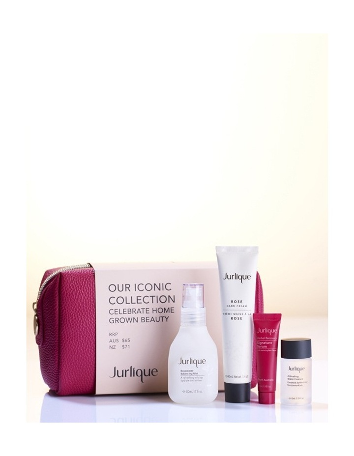 Limited Edition Iconic Collection Travel Set image 1