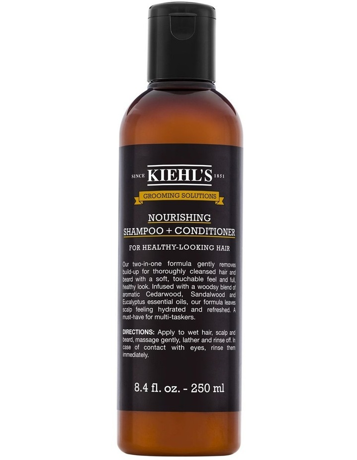 Men Grooming Solutions Nourishing Shampoo & Conditioner image 1