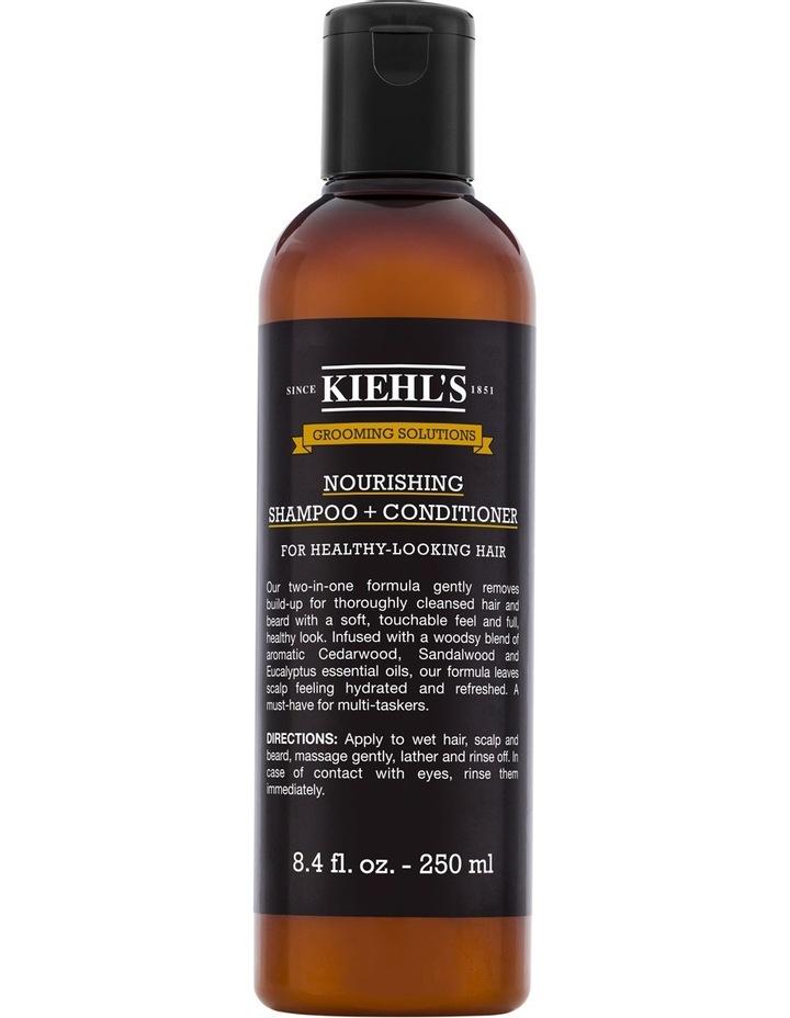 Men Grooming Solutions Nourishing Shampoo & Conditioner image 1