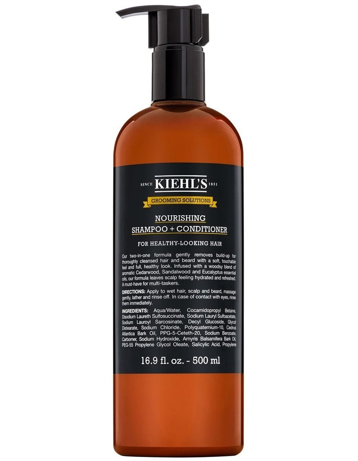 Men Grooming Solutions Nourishing Shampoo & Conditioner image 2