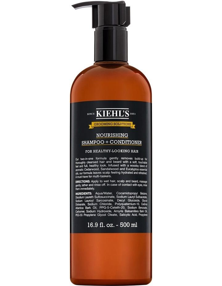 Men Grooming Solutions Nourishing Shampoo & Conditioner image 2