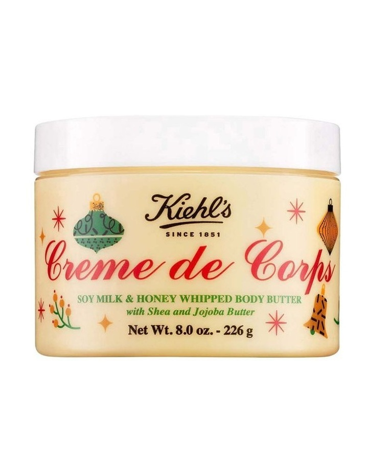 Limited Edition Creme de Corps Whipped Body Butter 226g image 1