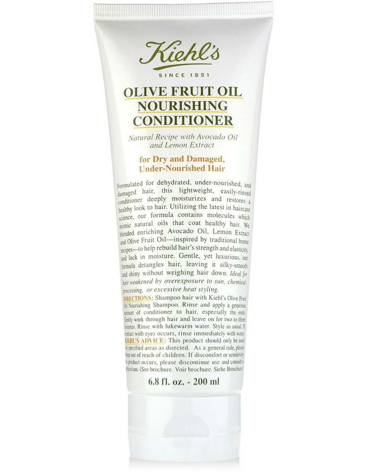 Olive Fruit Oil Conditioner image 1