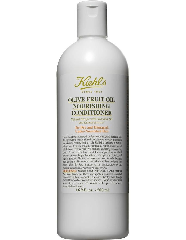 Olive Fruit Oil Conditioner image 3