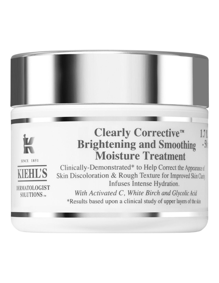 Clearly Corrective Brightening & Smoothing Moisture Treatment image 1