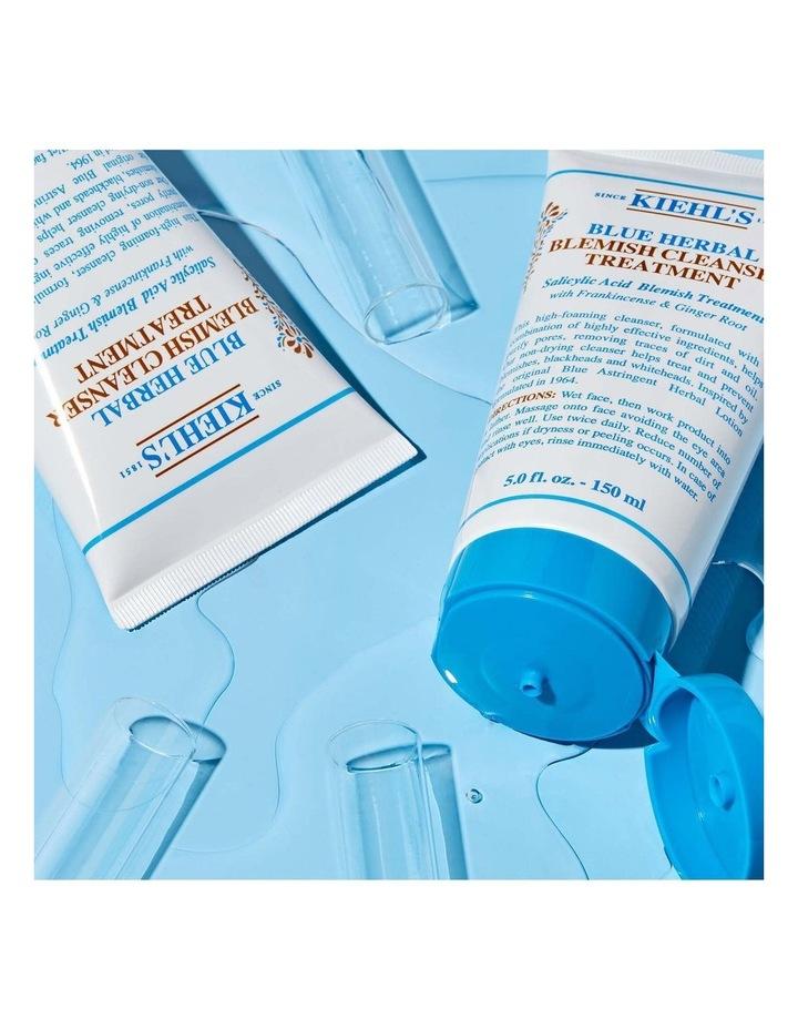 Blue Herbal Gel Cleanser image 2