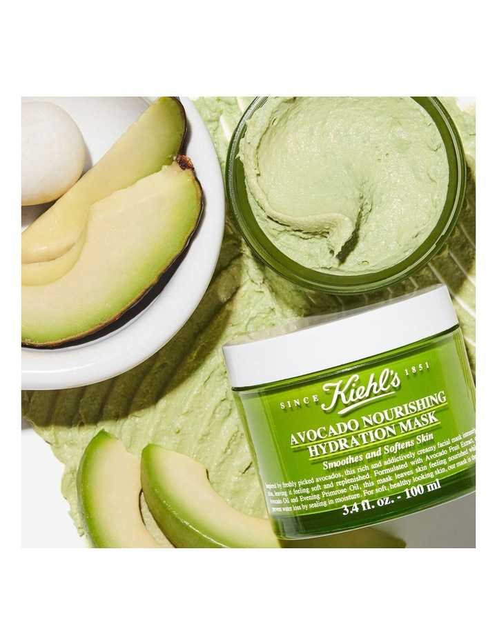 Kiehl's Avocado Nourishing Hydration Mask image 3
