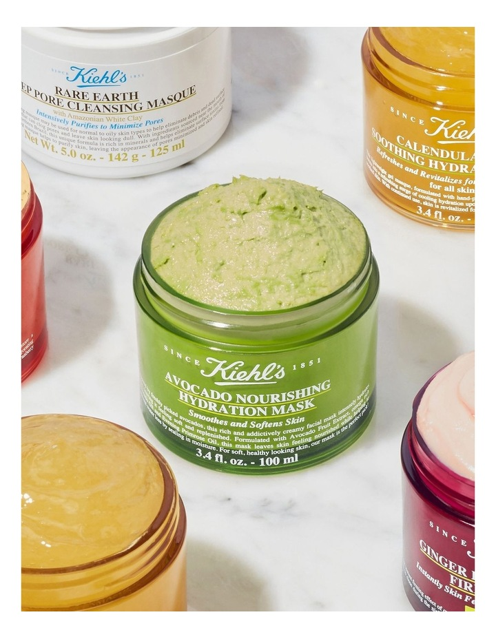 Kiehl's Avocado Nourishing Hydration Mask image 6