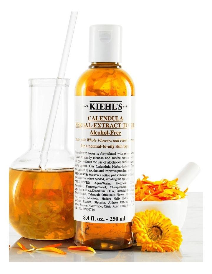 Calendula Herbal Extract Alcohol-Free Toner image 2