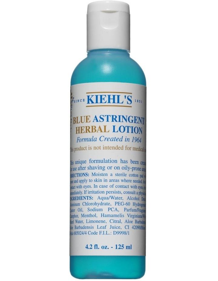 Blue Astringent Herbal Lotion image 2
