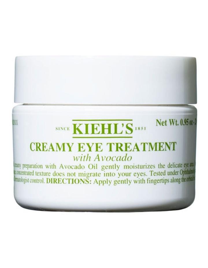 Creamy Eye Treatment with Avocado image 2