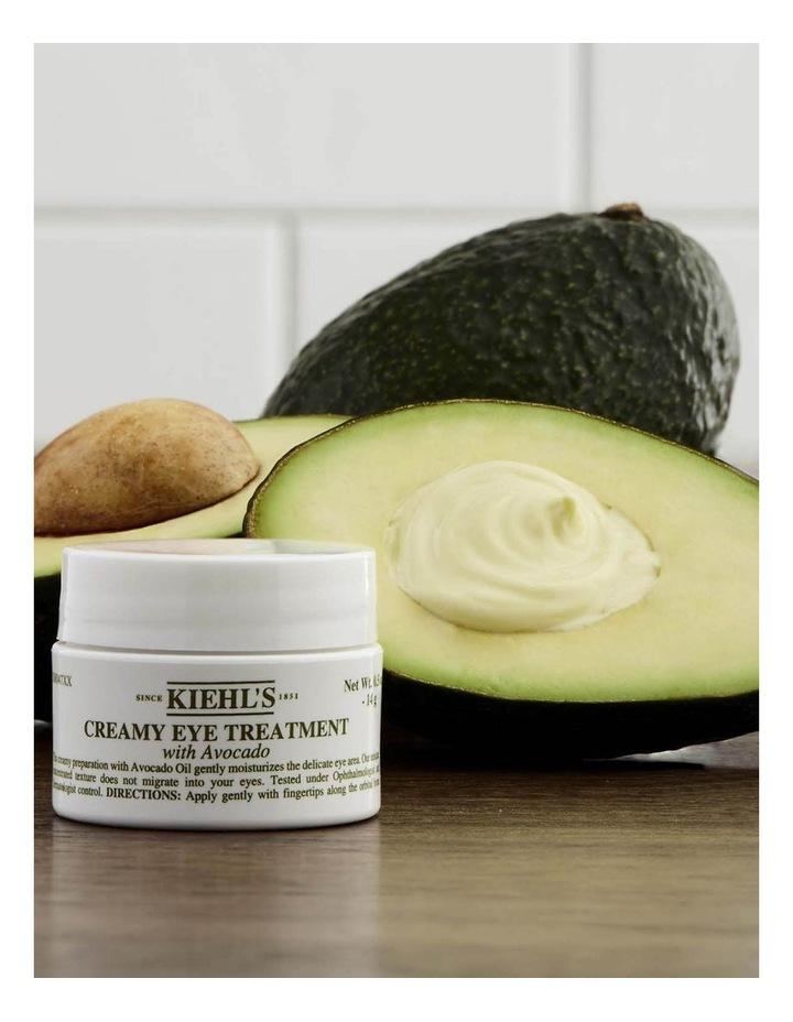 Creamy Eye Treatment with Avocado image 3