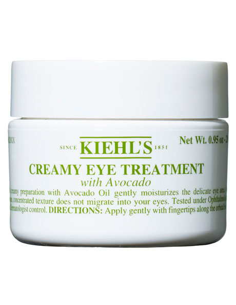 Creamy Eye Treatment with Avocado image 1