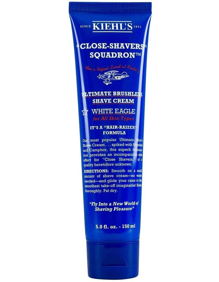 Ultimate Brushless Shave Cream - White Eagle image 1