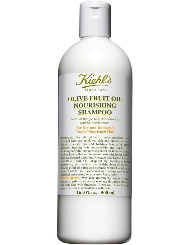 Olive Fruit Oil Shampoo image 1