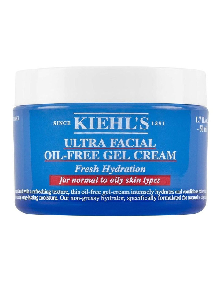 Ultra Facial Oil-Free Gel Cream image 1