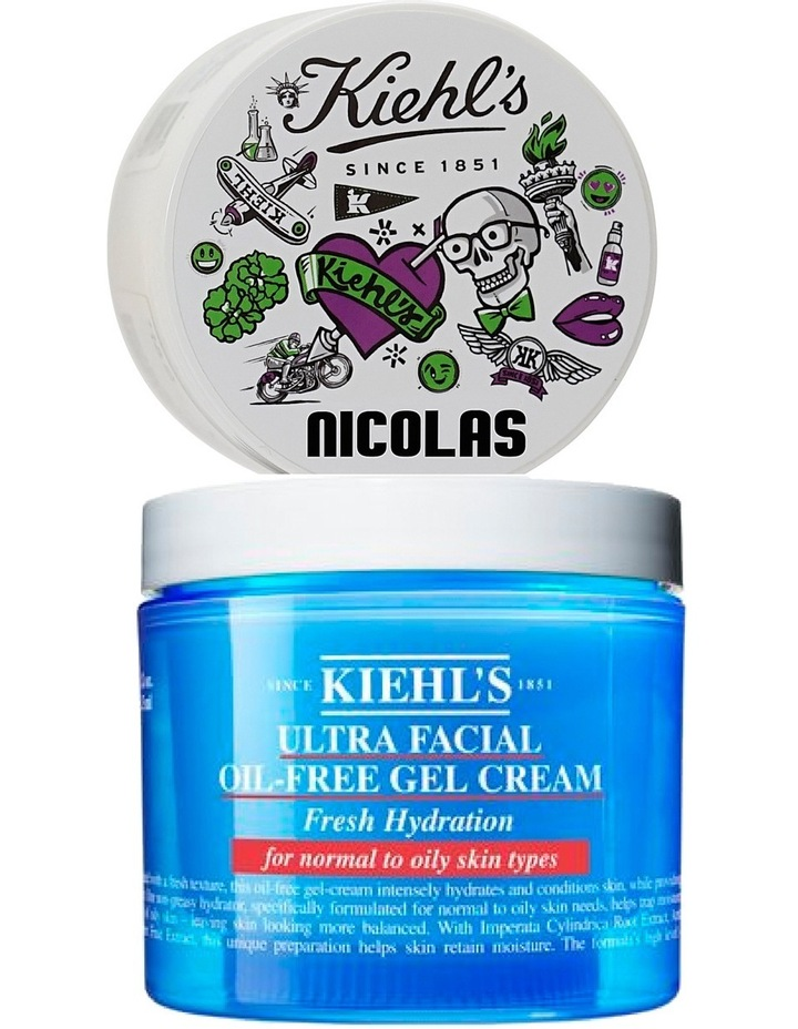 Ultra Facial Oil-Free Gel Cream image 3