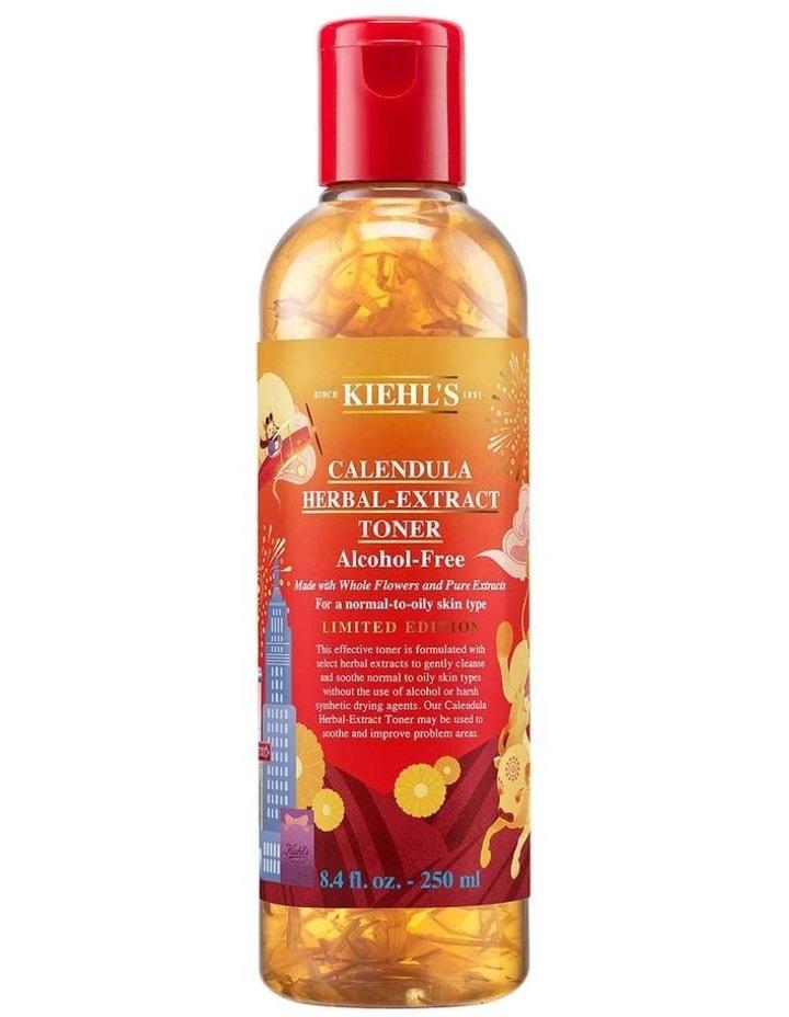 Limited Edition Calendula Herbal-Extract Toner 250ml image 1