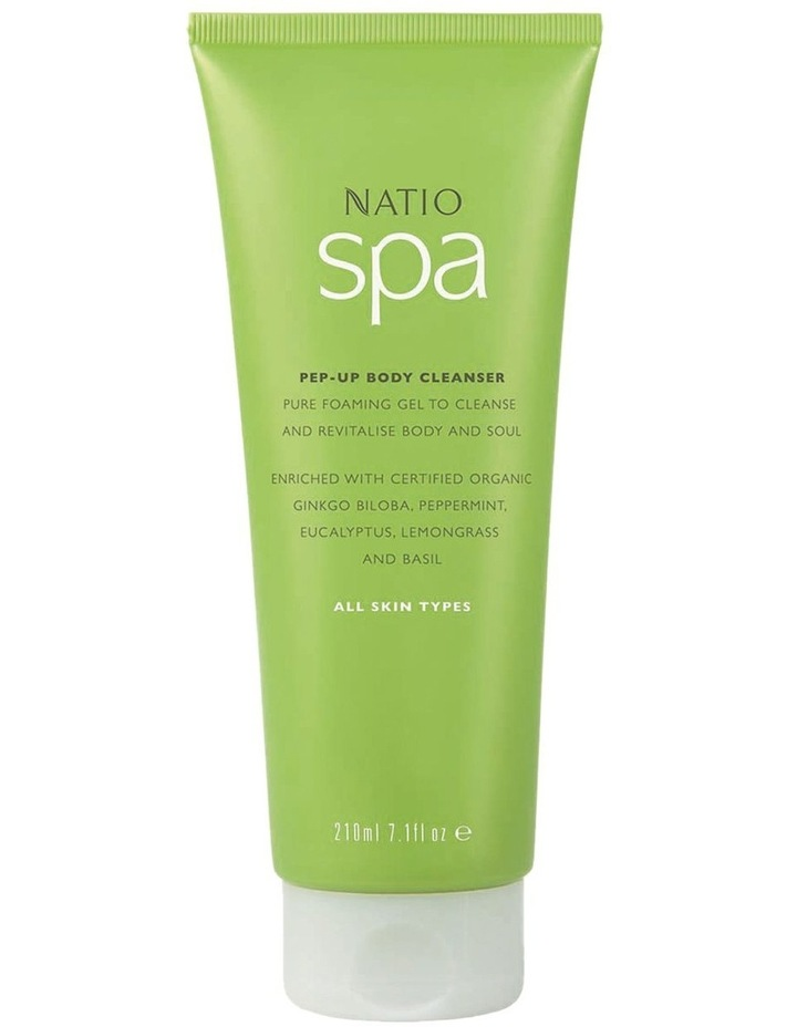 Spa Pep-Up Body Cleanser image 1