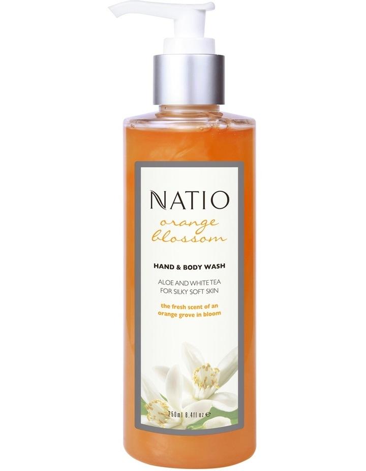 Orange Blossom Hand & Body Wash image 1