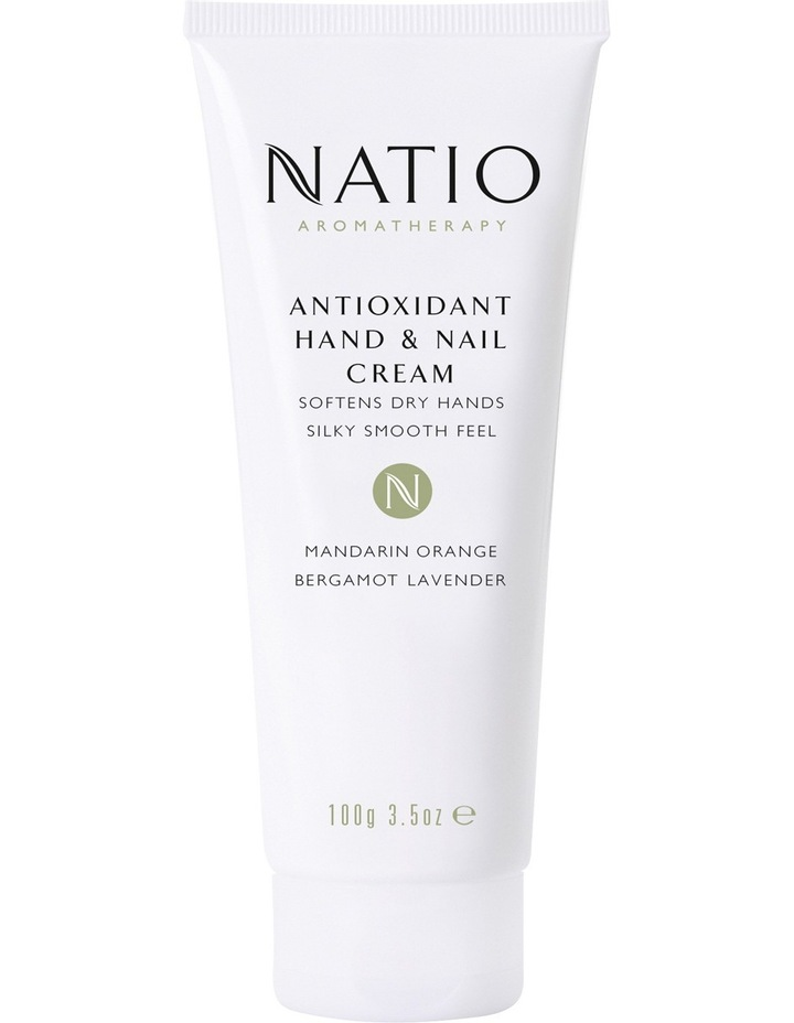 Antioxidant Hand and Nail Cream image 2