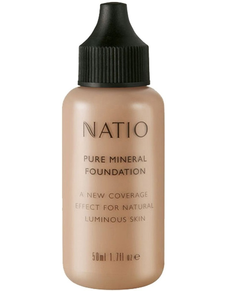 Pure Mineral Foundation Deep Tan image 1