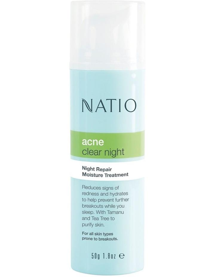 Acne - Night Repair Moisture treatment image 2