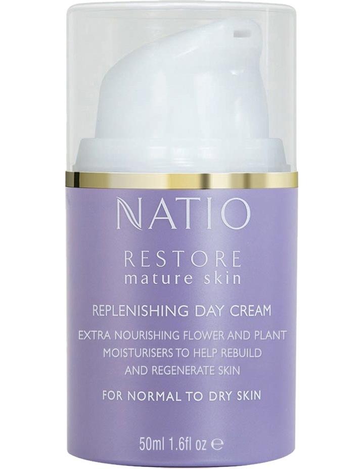 Restore Mature Skin Replenishing Day Cream image 1