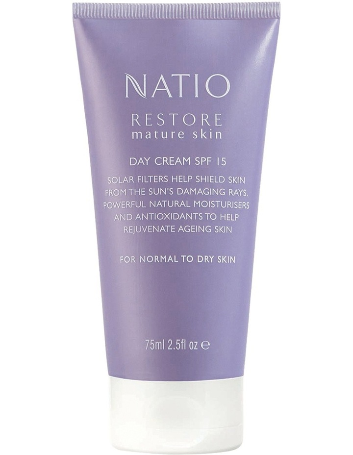 Restore Mature Skin Day Cream SPF 15  image 1