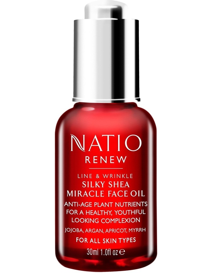 Renew Silky Shea Miracle Face Oil image 1