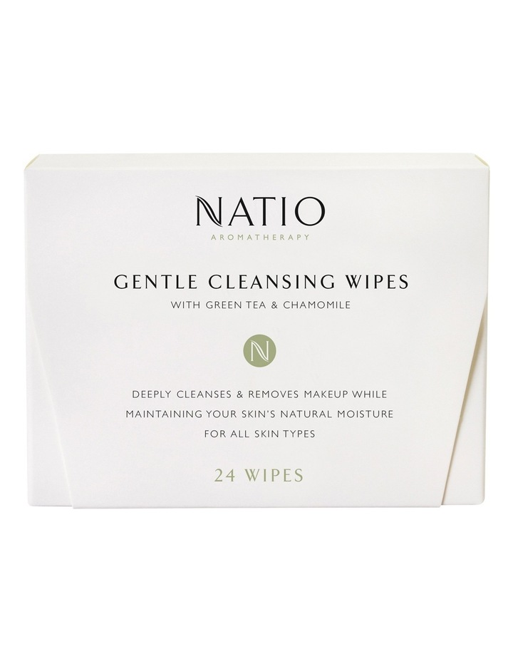 Gentle Cleansing Wipes image 2