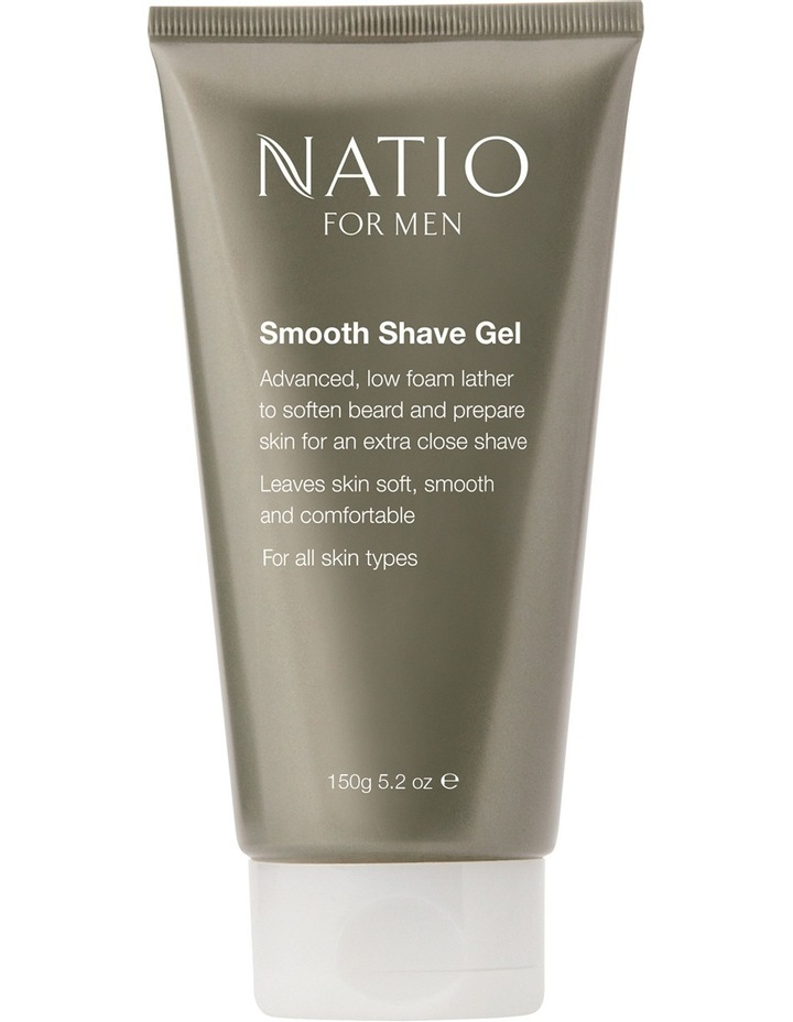 Smoothing Shaving Gel image 2