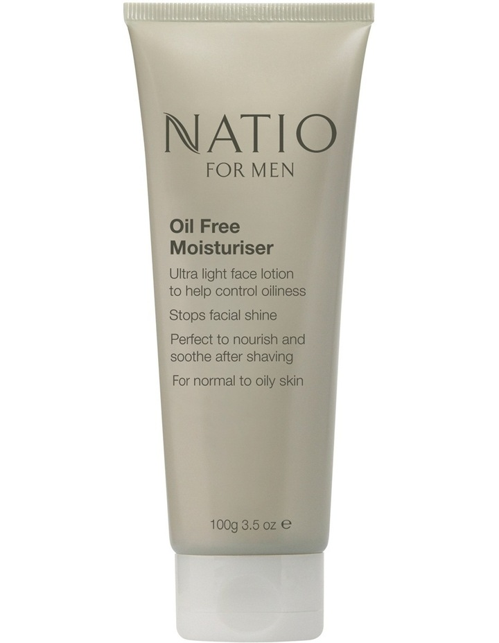 Natio for Men Oil Free Moisturiser image 2