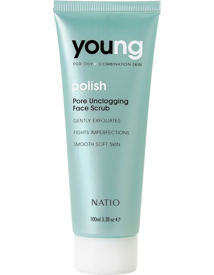 Young Pore Unclogging Face Scrub image 2