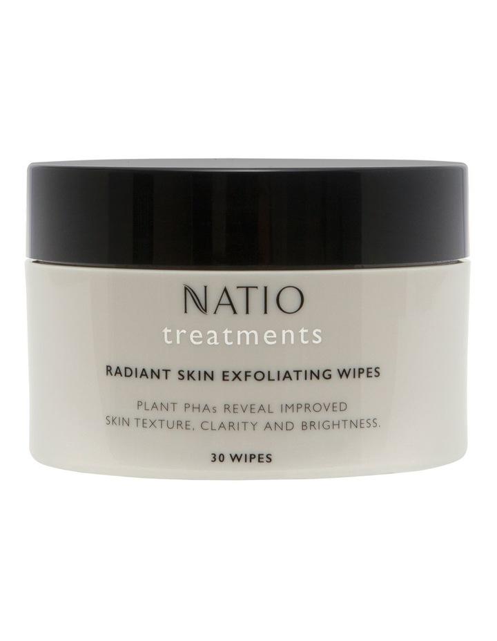 Radiant Skin Exfoliating Wipes - 30 Wipes image 1