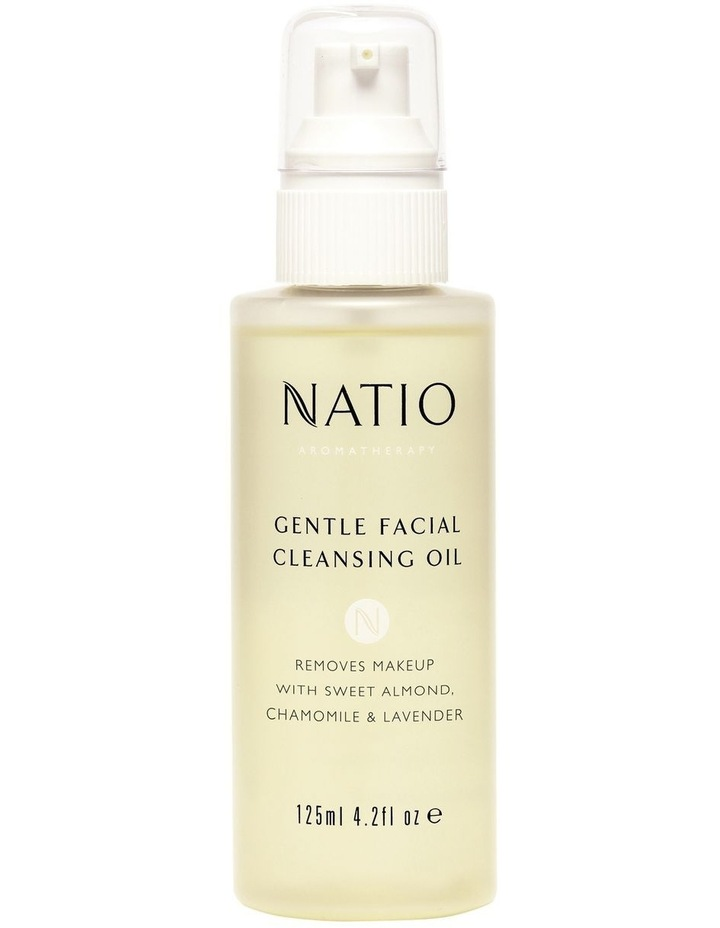 Gentle Facial Cleansing Oil 125ml image 1