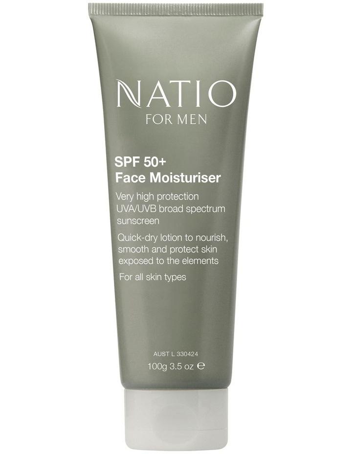 For Men SPF50+ Face Moisturiser image 1