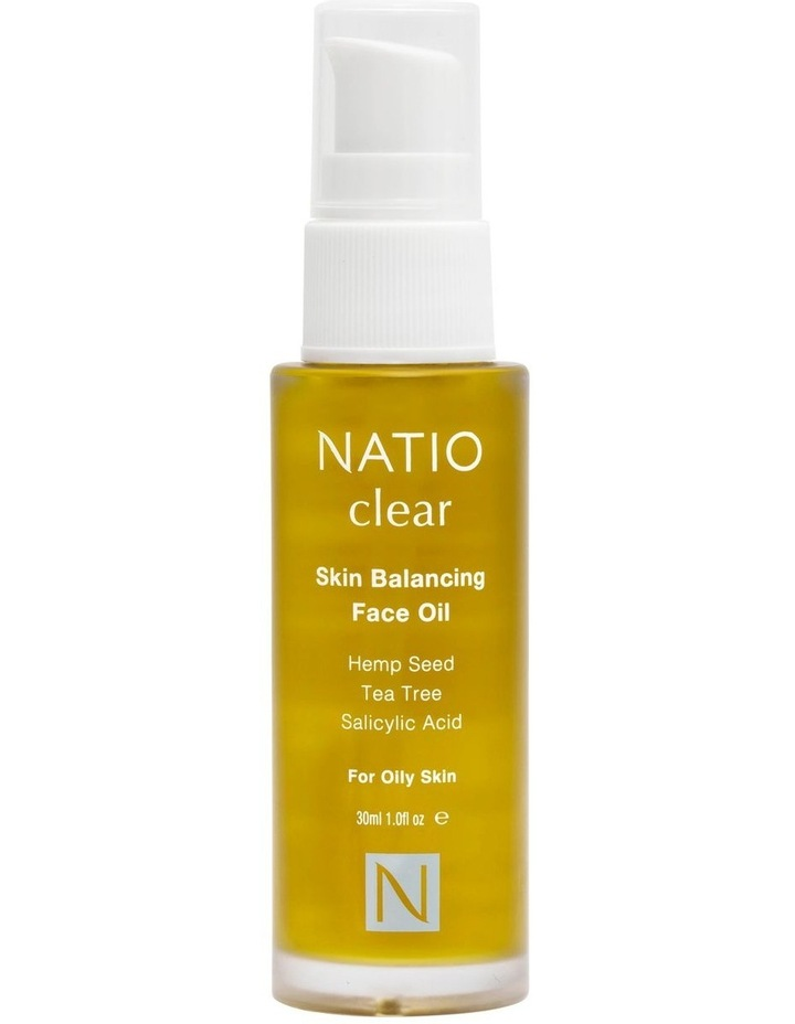 Clear Skin Balancing Face Oil 30ml image 1
