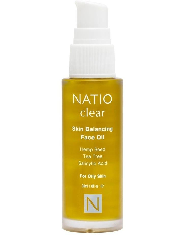 Clear Skin Balancing Face Oil 30ml image 2