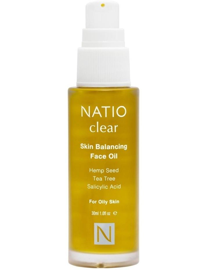 Clear Skin Balancing Face Oil 30ml image 4