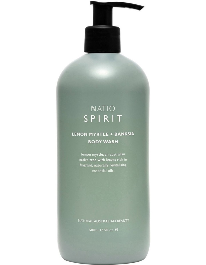 Spirit Lemon Myrtle   Banksia Body Wash image 1