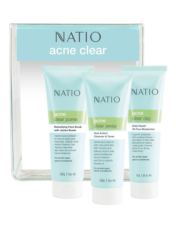 Acne Clear Starter Pack image 1